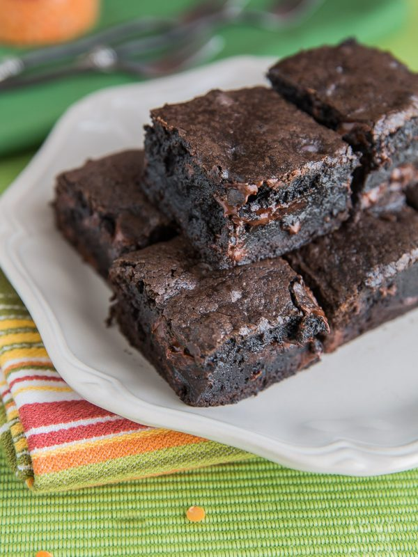 Easy Brownies From Scratch