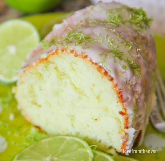 Easy Lime Cake Recipe