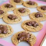 Peanut Cluster Peanut Butter Cookies