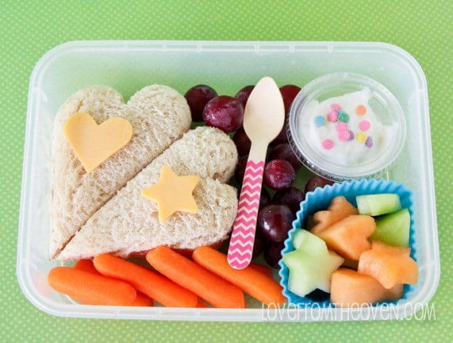 Fun Ideas For Kids School Lunches