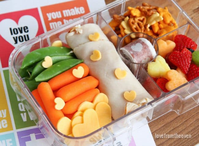 Easy Bento Lunches For Kids