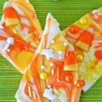 Candy Corn Bark