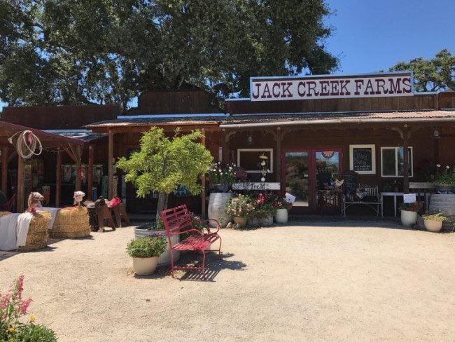 Jack Creek Farms in California