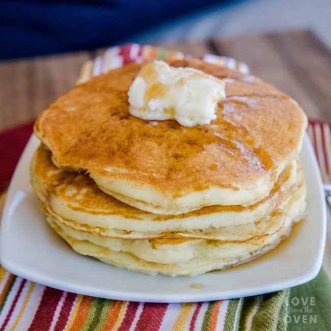 Best pancake recipe for fluffy pancakes