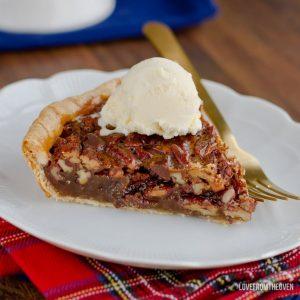 Easy Thanksgiving Dessert Ideas