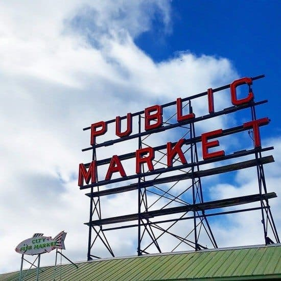 What to see at Pike Place Market