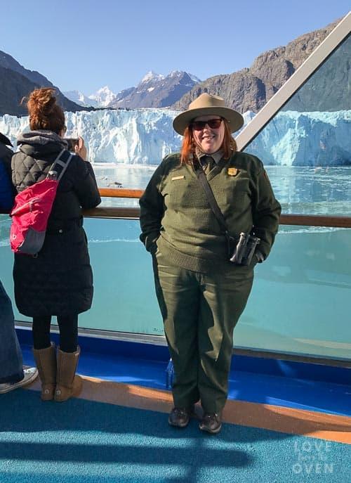 Glacier Bay Park Ranger