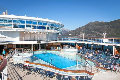 Alaskan Cruise On Princess