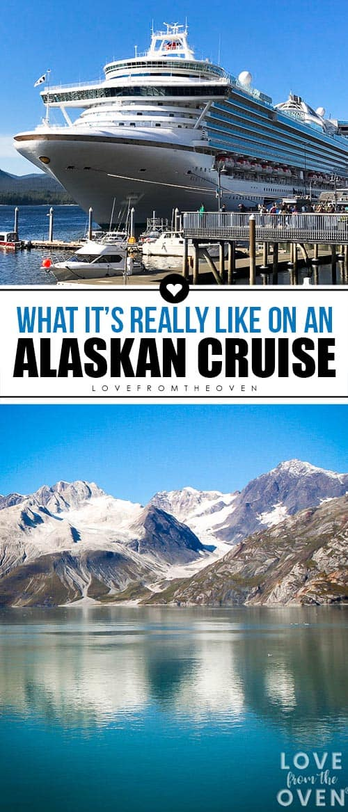 What It's Really Like To Go On An Alaskan Cruise