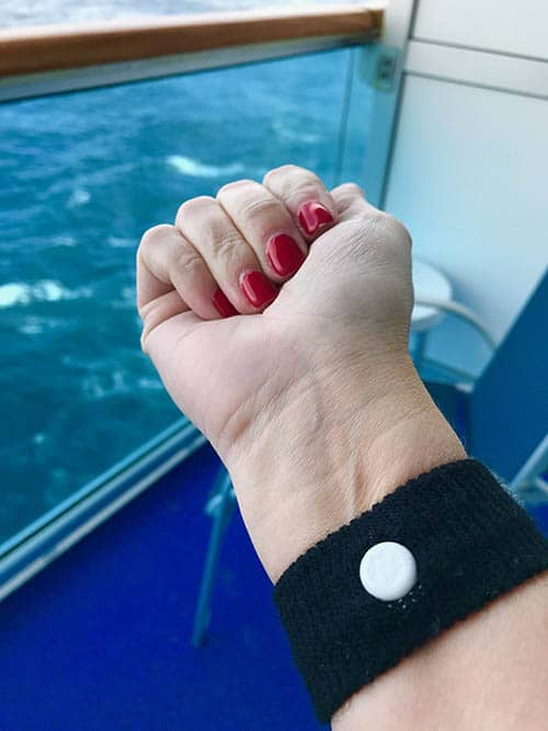 Seabands or Sea Sickness Bands For Motion Sickness
