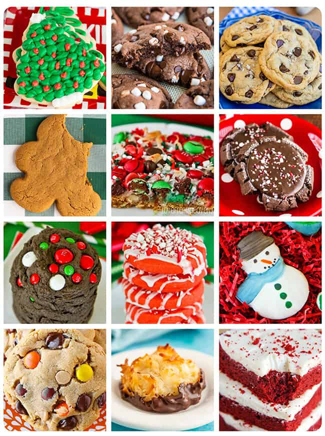 Christmas Cookie Recipes 2020 The Best Christmas Cookie Recipes For 2019   Love From The Oven