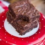 Easy Brownies Made With Cocoa Powder