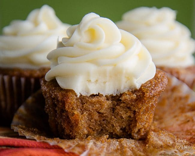 The Best Easy Carrot Cake Cupcakes Recipe