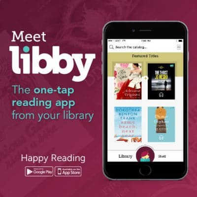 Checkout Library Books With Libby