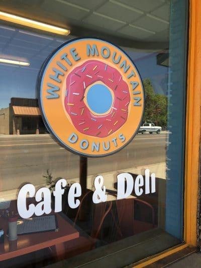 White Mountain Donuts