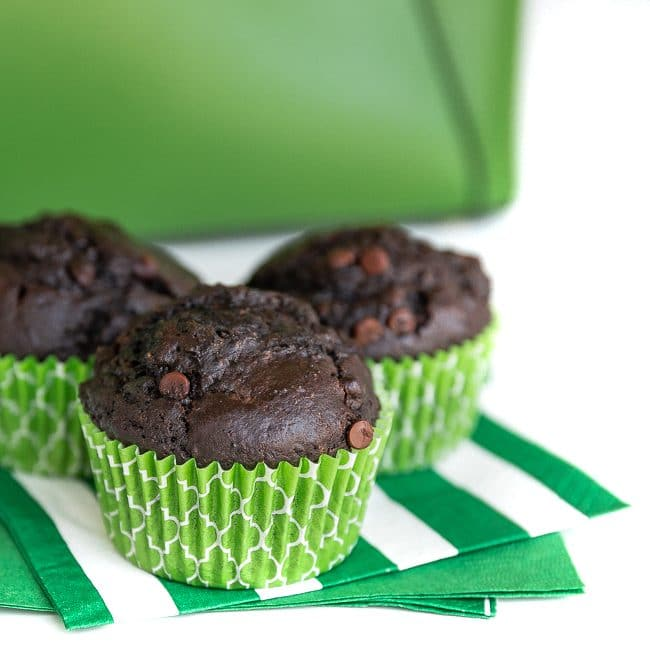 Easy Chocolate Muffin recipe
