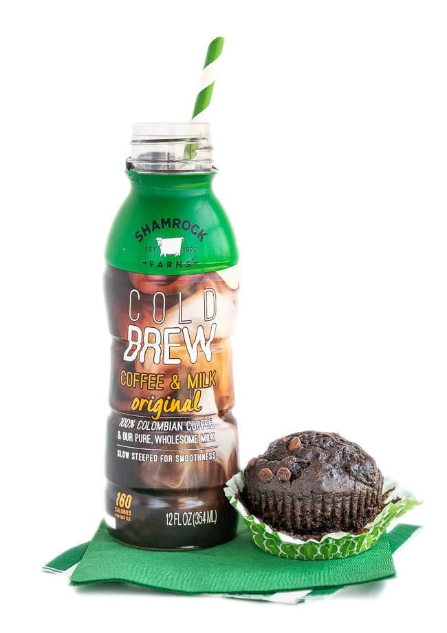 Shamrock Farms Cold Brew Coffee And Milk