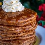 Gingerbread Pancake Recipe