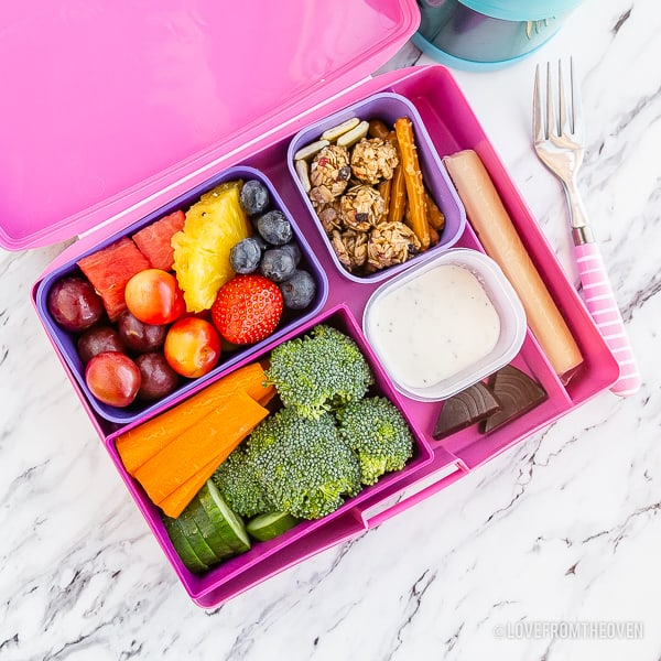 5 Tips for Packing School Lunch