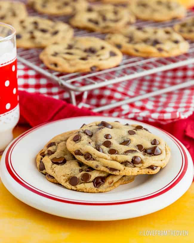 The Best Nestle Toll House Cookie Recipe Love From The Oven