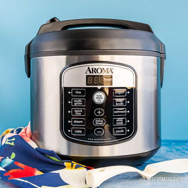 Rice and Cooker