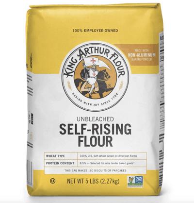 a bag of self-rising flour