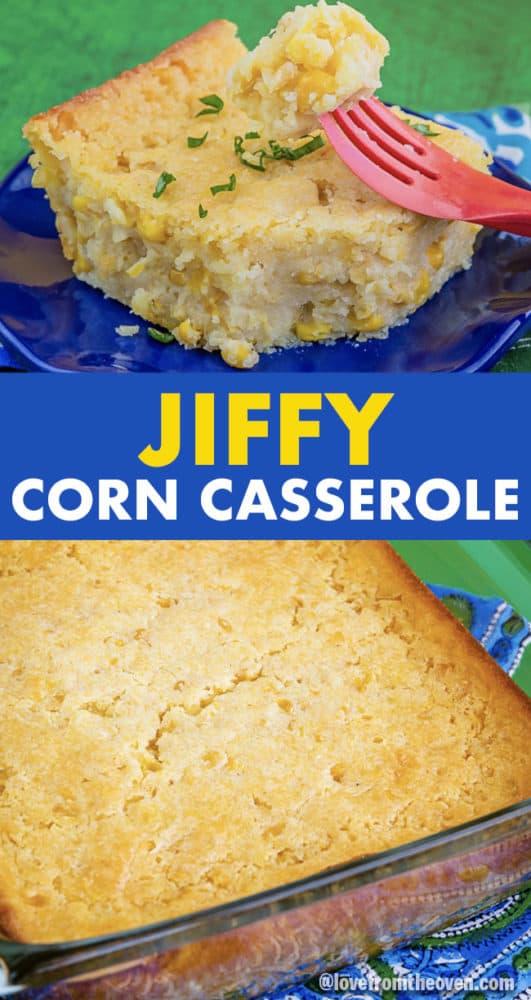 Jiffy Corn Casserole Photos