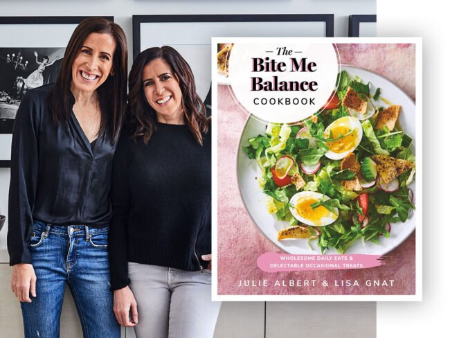 Bite me more cookbook and authors