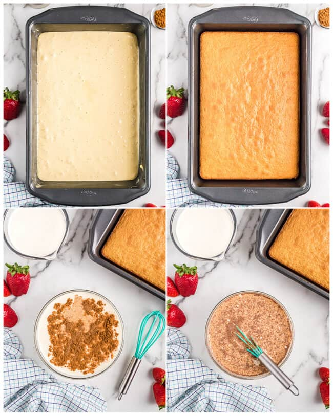 how to make tres leches cake