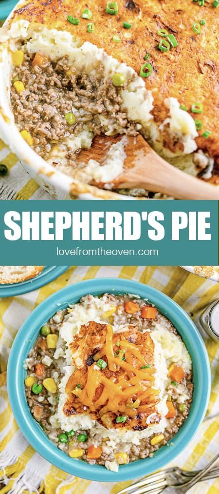 photos of shepherds pie