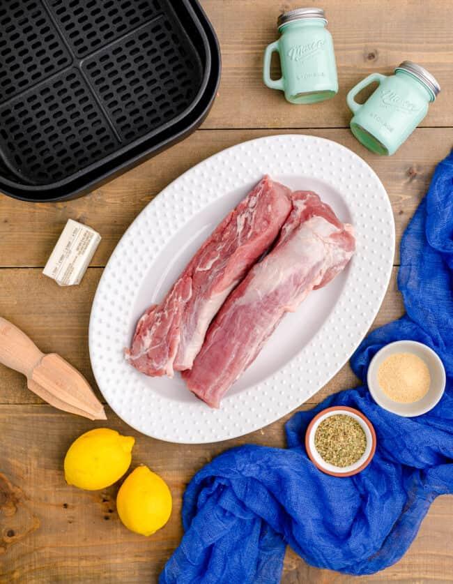 pork-tenderloin-ingredients