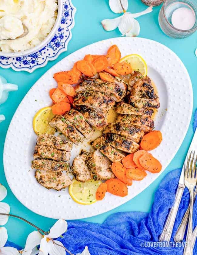 Air Fryer Pork Tenderloin