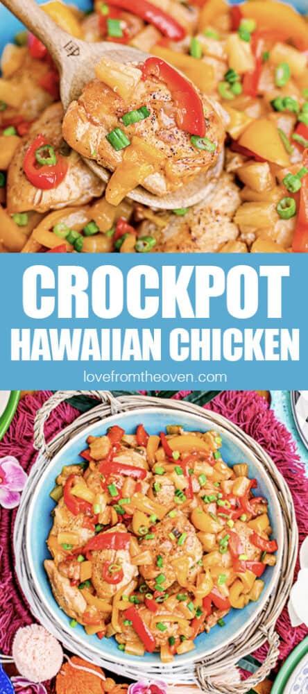 Photos of Crockpot Hawaiian Chicken.
